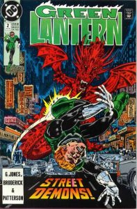 Green Lantern #2 (1990)