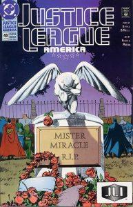 Justice League America #40 (1990)