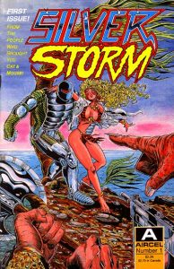 Silver Storm #1 (1990)