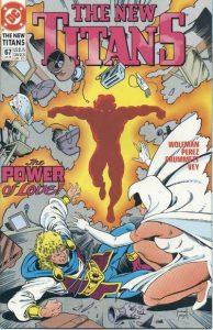 The New Titans #67 (1990)