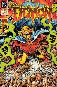 The Demon #1 (1990)