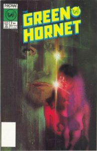 The Green Hornet #7 (1990)