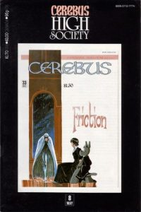 Cerebus: High Society #8 (1990)