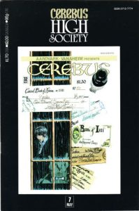 Cerebus: High Society #7 (1990)