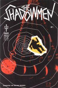Shadowmen #1 (1990)