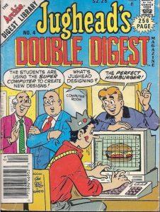 Jughead's Double Digest #4 (1990)