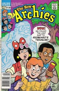 The New Archies #22 (1990)