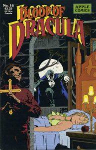 Blood of Dracula #16 (1990)