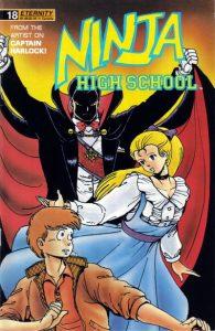 Ninja High School #18 (1990)
