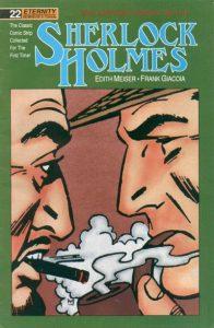 Sherlock Holmes #22 (1990)