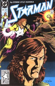 Starman #24 (1990)
