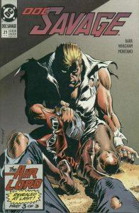 Doc Savage #21 (1990)