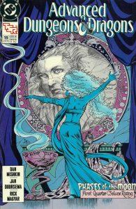 Advanced Dungeons & Dragons Comic Book #19 (1990)