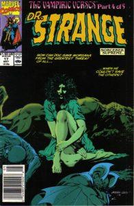 Doctor Strange, Sorcerer Supreme #17 (1990)