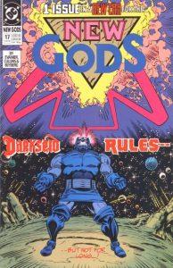 New Gods #17 (1990)