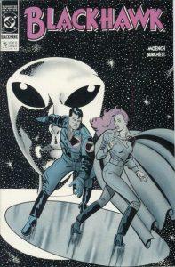 Blackhawk #15 (1990)