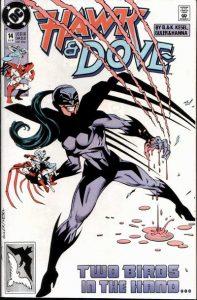 Hawk and Dove #14 (1990)
