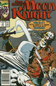 Marc Spector: Moon Knight #14 (1990)