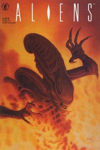 Aliens #4 (1990)