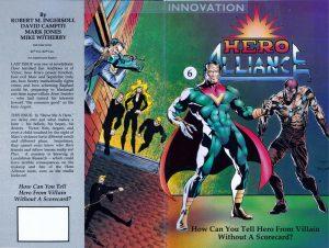 Hero Alliance #6 (1990)