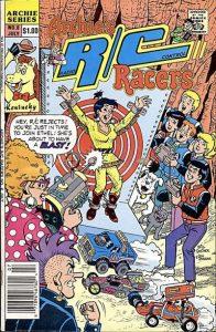 Archie's R/C Racers #6 (1990)
