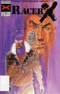 Racer X #9 (1990)