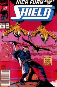 Nick Fury, Agent of S.H.I.E.L.D. #11 (1990)
