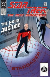 Star Trek: The Next Generation #10 (1990)