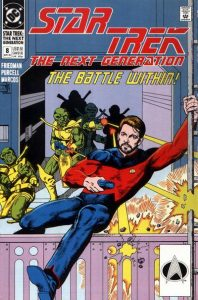 Star Trek: The Next Generation #8 (1990)