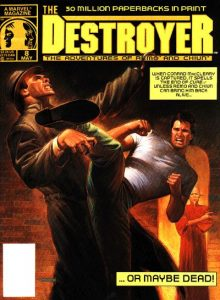 The Destroyer #8 (1990)