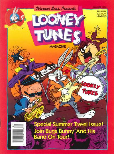 Looney Tunes Magazine #3 (1990)