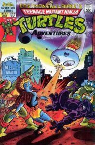 Teenage Mutant Ninja Turtles Adventures #12 (1990)