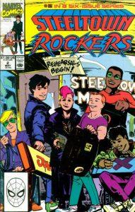 Steeltown Rockers #2 (1990)