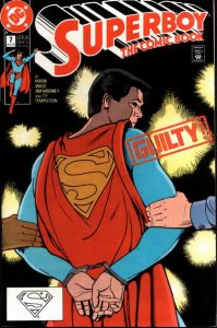 Superboy #7 (1990)