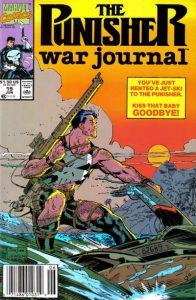 The Punisher War Journal #19 (1990)