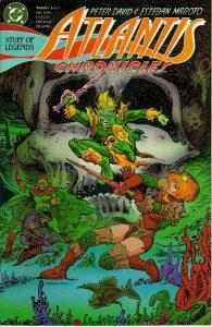 The Atlantis Chronicles #5 (1990)