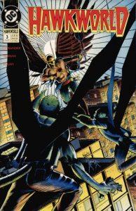 Hawkworld #3 (1990)