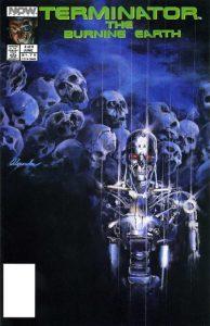 The Terminator: The Burning Earth #4 (1990)