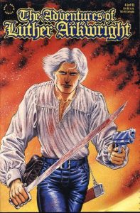 Adventures of Luther Arkwright #4 (1990)