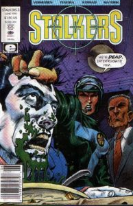 Stalkers #3 (1990)