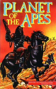 Planet of the Apes #2 (1990)