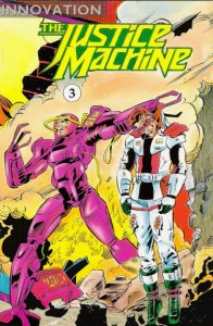 The Justice Machine #3 (1990)