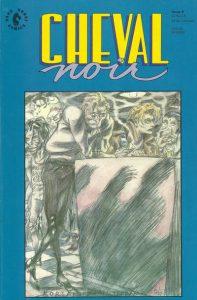Cheval Noir #8 (1990)
