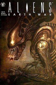 Aliens: Earth War #1 (1990)