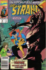 Doctor Strange, Sorcerer Supreme #18 (1990)