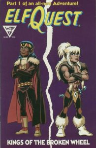 ElfQuest: Kings of the Broken Wheel #1 (1990)
