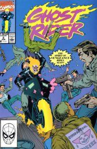 Ghost Rider #2 (1990)