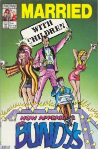 Married... With Children #1 (1990)