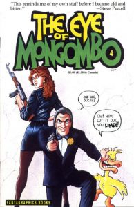 The Eye of Mongombo #4 (1990)