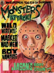 Monsters Attack #3 (1990)
